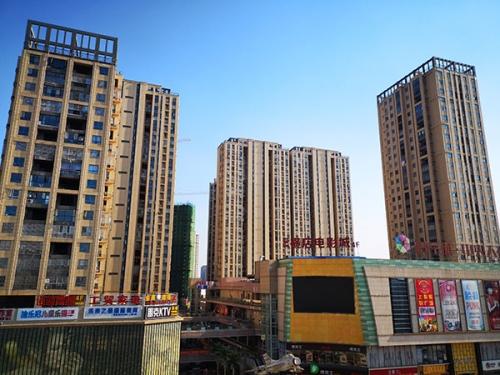 将军城中央大街