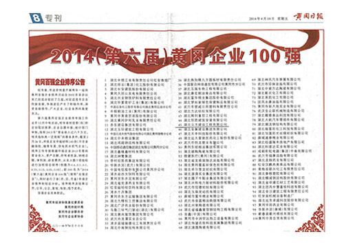 100强报纸